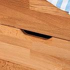 Кровать из массива дерева 013, фото 5