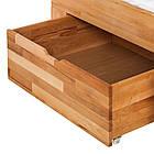 Кровать из массива дерева 013, фото 7