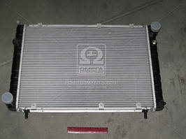 Радиатор охлаждения ГАЗ 3110 (2-х рядный) NOCOLOK аллюм. (ШААЗ). 3110А-1301010
