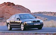 Автомобильные чехлы Skoda Superb I 2001-2008