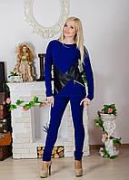 Костюм женский с туникой, брюками