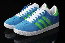 Кроссовки мужские Adidas Gazelle / NR-ADM-070 (Реплика)