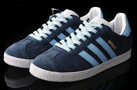 Кроссовки мужские Adidas Gazelle / NR-ADM-071 (Реплика)