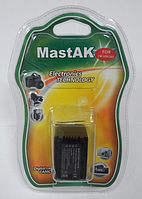 "Аккумулятор к видеокамере тм""MastAK"" Panasonic VW-VBK360S 3,7V 3,4Ah Li-ion, фото 1"