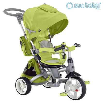 Велосипед трехколесный Sun Baby Little Tiger (Green), фото 2