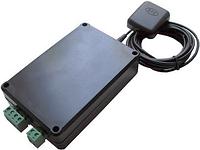 GPS/GSM трекер DUT, с выносной активной GPS антенной (вынос 2,5 метра)