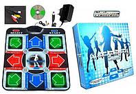 Танцевальный музыкальный коврик X-treme Dance Pad Platinum (dance mat)