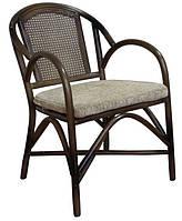 Кресло Кабаре Ротанг с подушкой