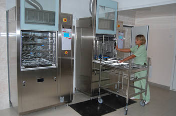 Стерилізаційне обладнання