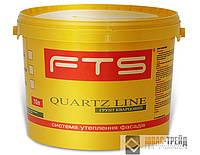 TM FTS QUARTZ LINE - грунт силиконовый (ТМ ФТС Кварц Лайн)10л.