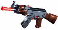 Игрушечный автомат АК-47 с поролоновыми пулями SY011А