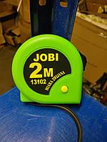 Рулетка Jobi 2м (13102)