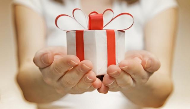 У нас нет подарков мы дарим эмоции