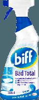 Средство для очистки душевых кабин и ванной с ароматом морской свежести  Biff Bad Total 750 мл.