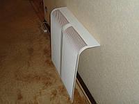 Декоративная решетка на радиаторы 4 секции