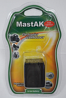 "Аккумулятор к видеокамере тм""MastAK"" Panasonic CGA-DU21H 7,4V 2,1Ah 6,5H Li-ion"