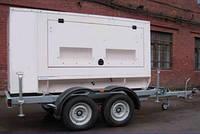 Прицеп для перевозки агрегатов До 1950 кг., Двухосный, Легковой автомобиль
