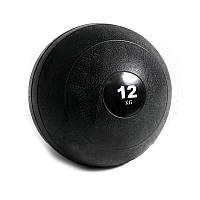 Мяч медицинский (слэмбол) SLAM BALL 12 кг D-23 см