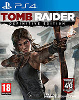 Tomb Raider: Definitive Edition (Тижневий прокат запису)
