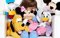 Мягкие игрушки Disney и другие