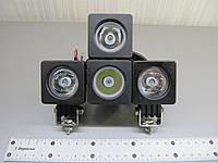 Дополнительная фара LED GV11-10 W Spot (дальний) 2 шт. https://gv-auto.com.ua, фото 1
