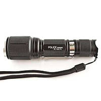 Тактический фонарь мощный Police BL-1860-Т6 50000W