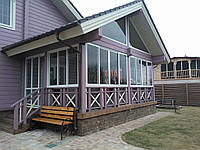 Алюминиевые окна,перегородки,двери,фасады