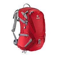 Рюкзак туристический мужской Deuter Futura 28 fire/cranberry (34214 5520)