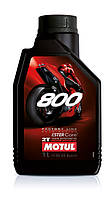Моторное масло Motul 800 2T FACTORY LINE ROAD RACING 1л