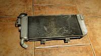Радиатор охлаждения двигателя Kawasaki ER6N, ER6F