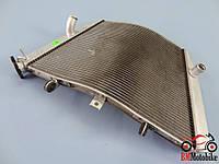 Радиатор охлаждения двигателя Suzuki GSX-R1000, K7, K8