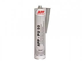 Полиуретановый герметик для швов APP PU 50 серый 310мл