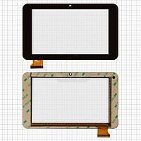 Touchscreen (сенсорный экран) для IconBIT NetTAB THOR mini, оригинал (черный)