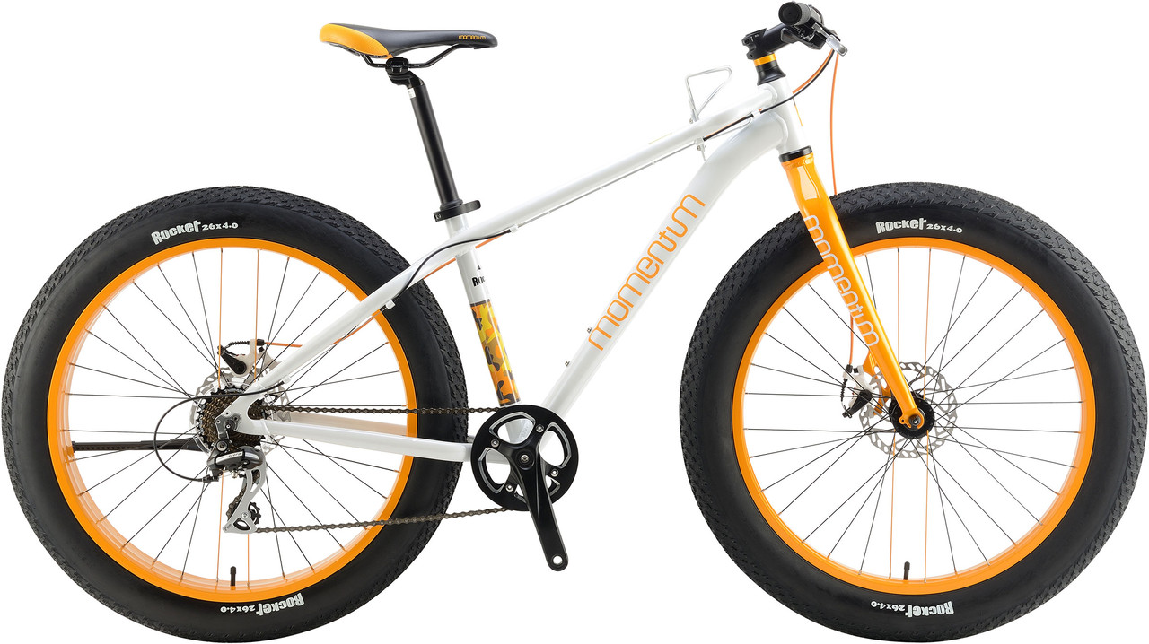 "Горный велосипед fatbike Giant Momentum iRide Rocker 3 26"" White/Orange (GT)"