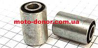 Сайлентблок маятника (пара) (23x10x35) для мопеда DELTA