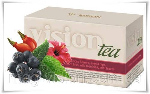 Травяной чай VISION - Гибискус и лесные ягоды