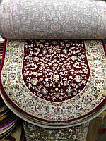 Ковер классический Iranian Star, Турция, 0,8х1,5; овал