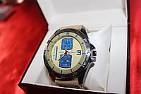 Наручные мужские часы CURREN (beige-bronze)