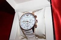 Наручные часы Emporio Armani White