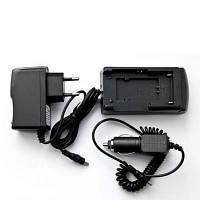 Зарядное устройство для фото PowerPlant Canon NB-5L, NP-700, S007E, BCD10, DB-L30, SB-LH82 (DV00DV2909)