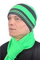 Зимняя мужская шапка ShaDo №32