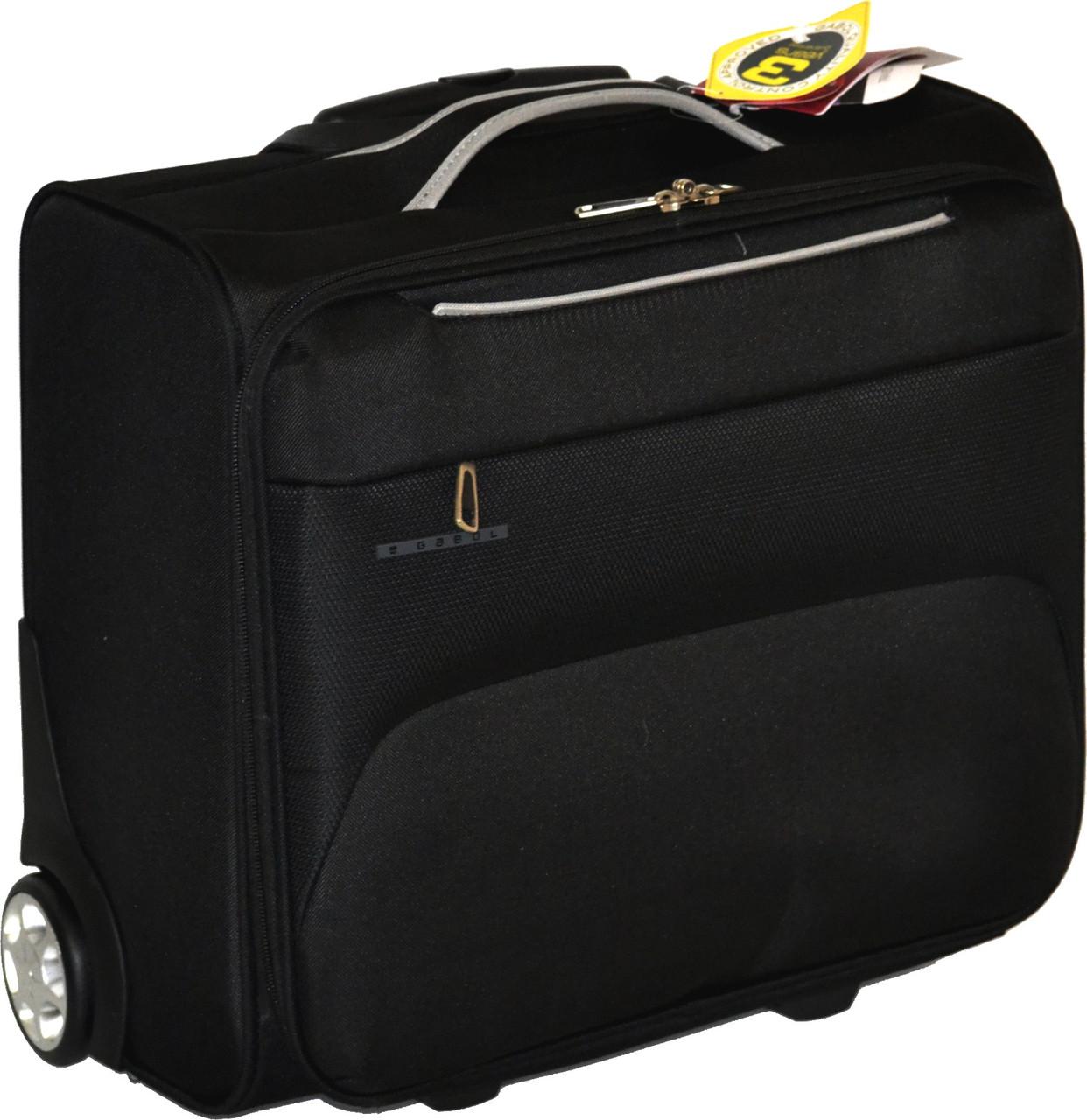 6b2732b06946 Кейс-пилот на колесах Gabol Zambia черный. Продажа, цена от ...