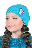 Детская шапочка  Сова