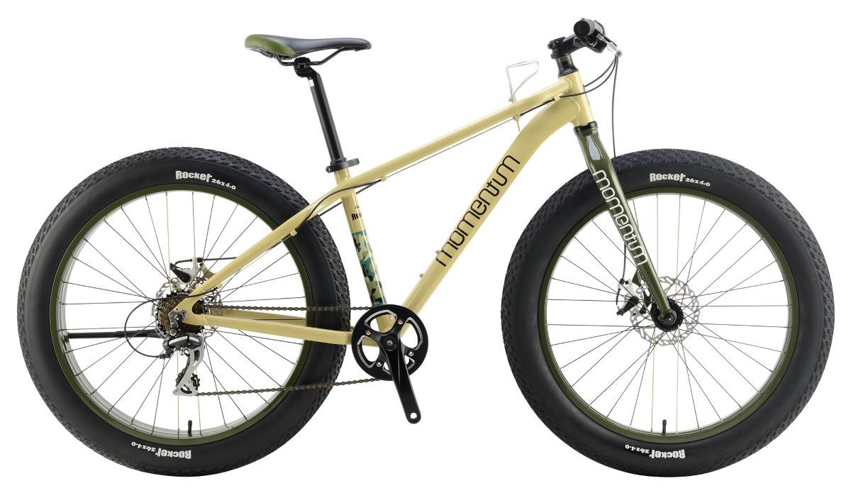 "Велосипед горный MTB fatbike Giant Momentum iRide Rocker 3 26"" Khaki/Army green (GT)"