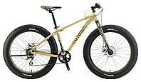 "Велосипед горный MTB fatbike Giant Momentum iRide Rocker 3 26"" Khaki/Army green (GT), фото 1"