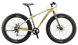 "Горный велосипед fatbike Giant Momentum iRide Rocker 3 26"" Khaki/Army green (GT)"