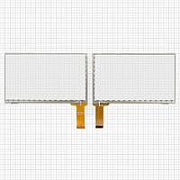 Сенсорный экран (touchscreen) для Cube K8GT, 30 pin, белый, оригинал