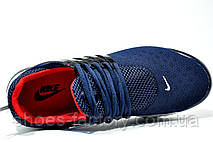 Беговые кроссовки Nike Air Presto, Dark Blue\White\Red, фото 2