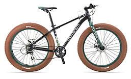 "Горный велосипед fatbike Giant Momentum iRide Rocker 3 26"" black/green (GT)"
