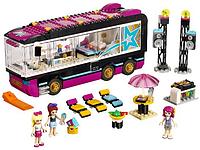 Конструктор Bela Friends  Подружки 10407 Автобусный тур поп-звезды , фото 1